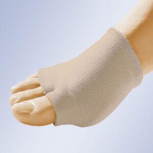 calvarro banda elástica con almohadilla gel