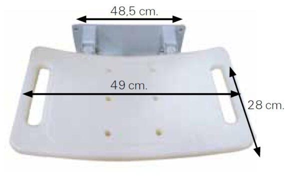 calvarro-asiento-pared-plegable-dimensiones