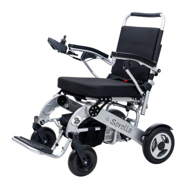 calvarro silla eléctrica sorolla