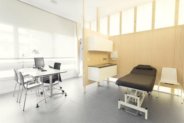 calvarro consulta médica centro de salud