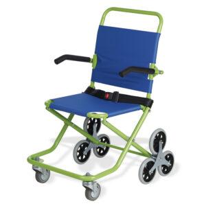 calvarro silla para evacuaciones - roll-over
